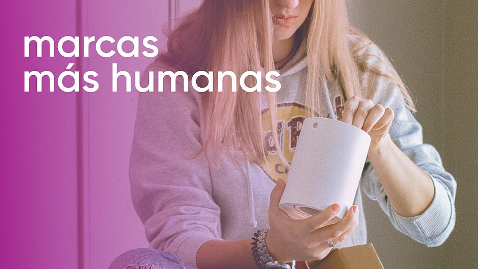 Marcas más humanas